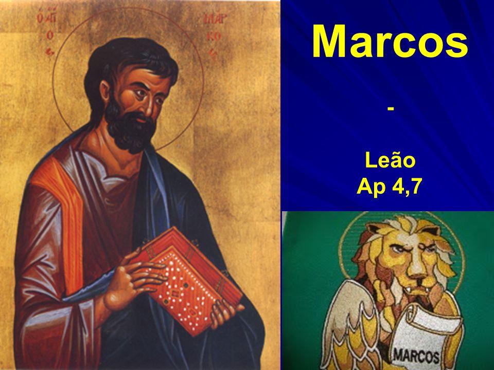 Marcos - Leão Ap 4,7