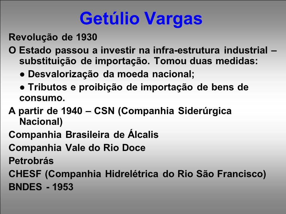 Getúlio Vargas Revolução de 1930