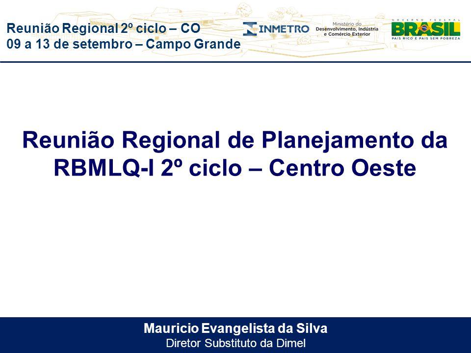 Reunião Regional de Planejamento da RBMLQ-I 2º ciclo – Centro Oeste