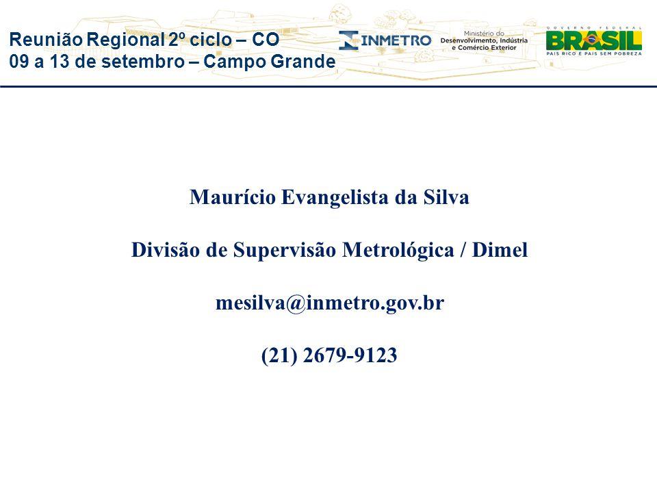 Maurício Evangelista da Silva
