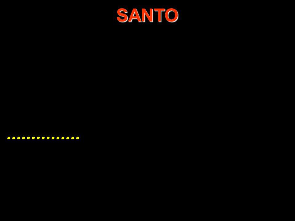 SANTO ...............