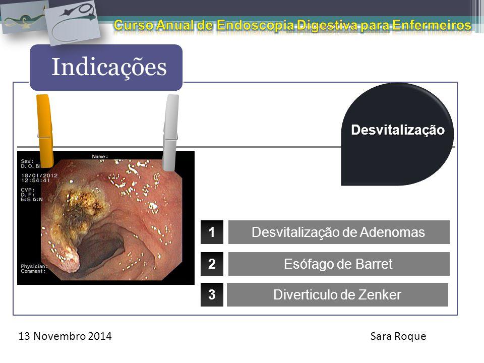 Desvitalização de Adenomas