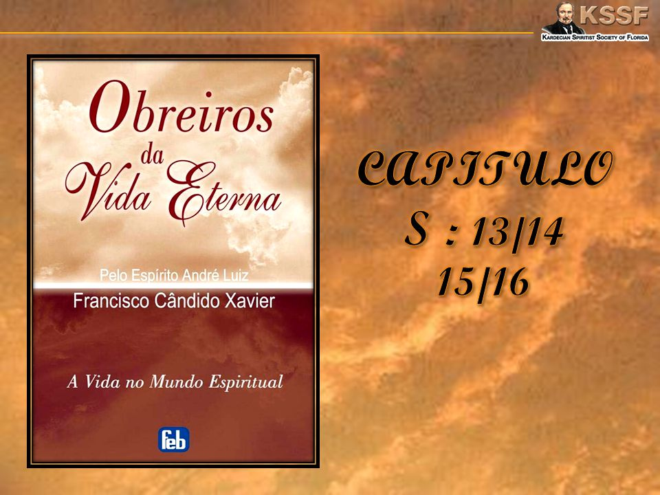 CAPITULOS : 13/14 15/16