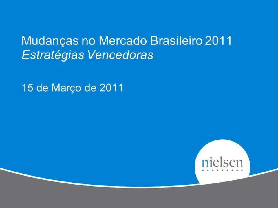 Mudanças no Mercado Brasileiro 2011 Estratégias Vencedoras