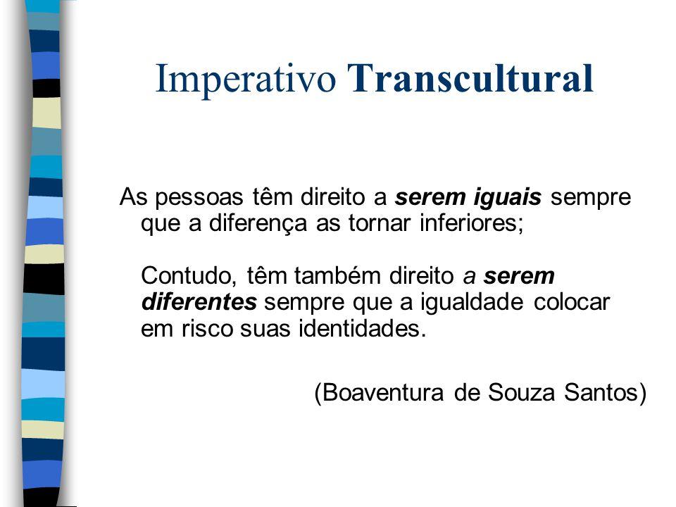 Imperativo Transcultural