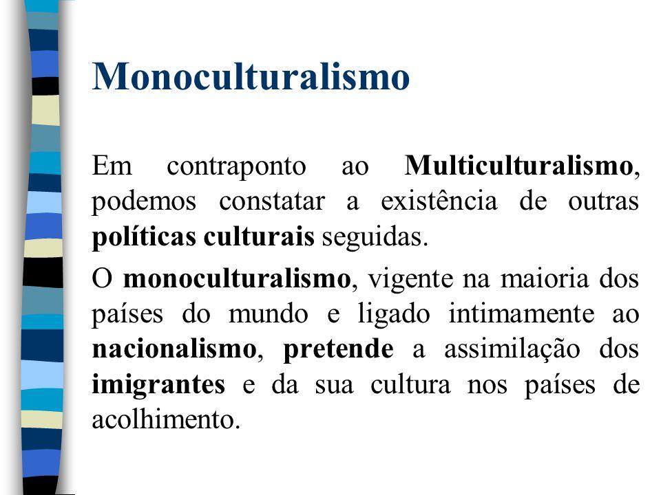 Monoculturalismo
