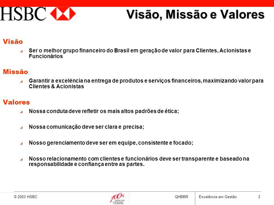 Visão, Missão e Valores Visão Missão Valores