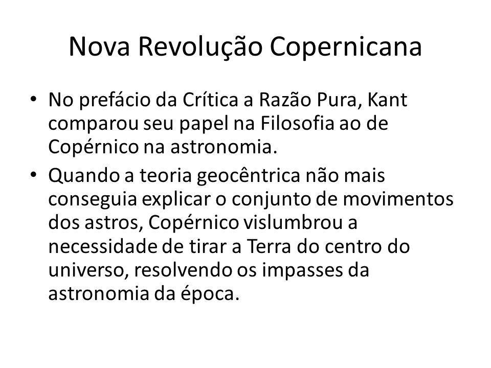 Nova Revolução Copernicana