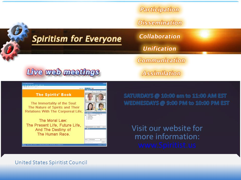 United States Spiritist Council