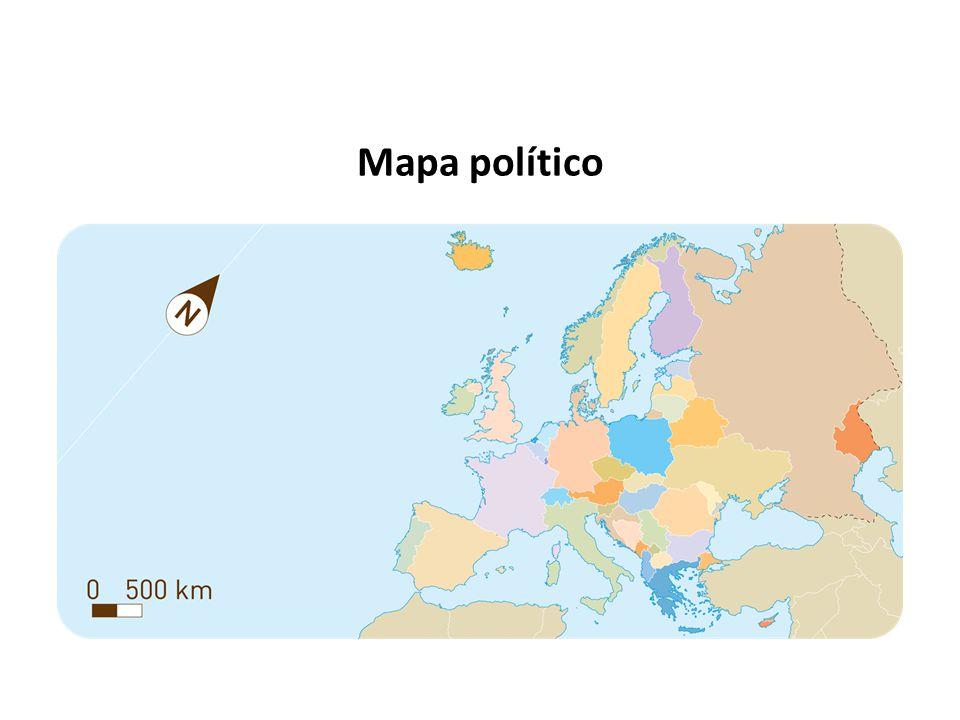 Mapa político