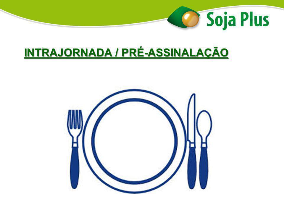 INTRAJORNADA / PRÉ-ASSINALAÇÃO