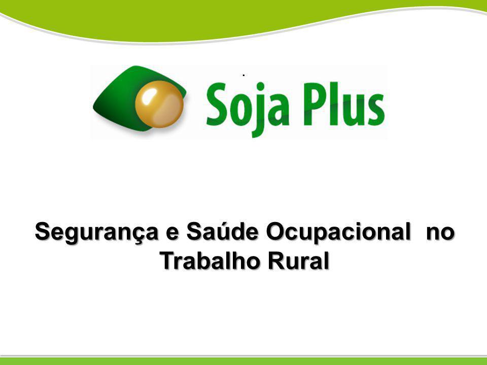 Segurança e Saúde Ocupacional no Trabalho Rural