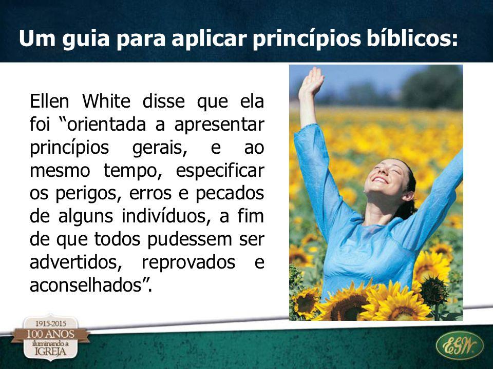 Um guia para aplicar princípios bíblicos: