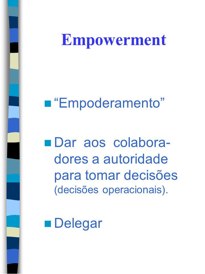 Empowerment Empoderamento