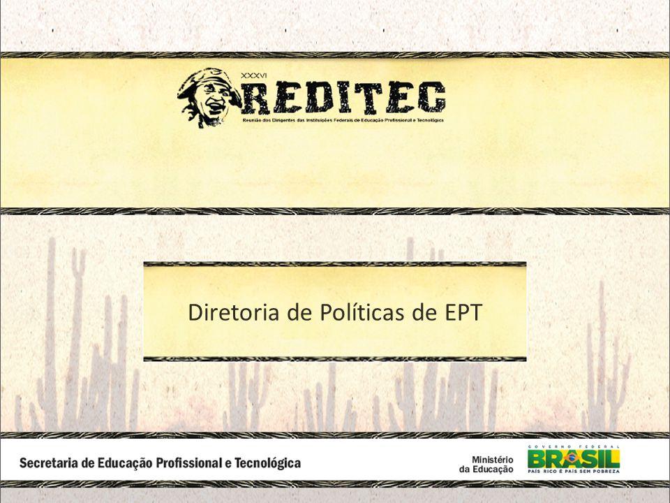 Diretoria de Políticas de EPT
