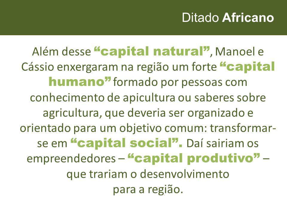 Ditado Africano