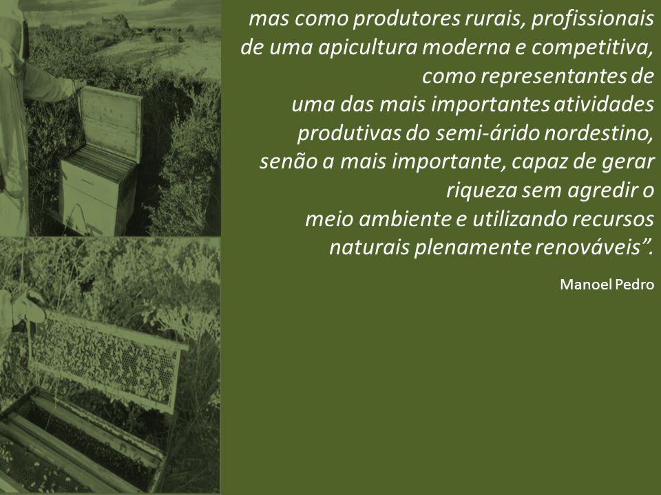 mas como produtores rurais, profissionais