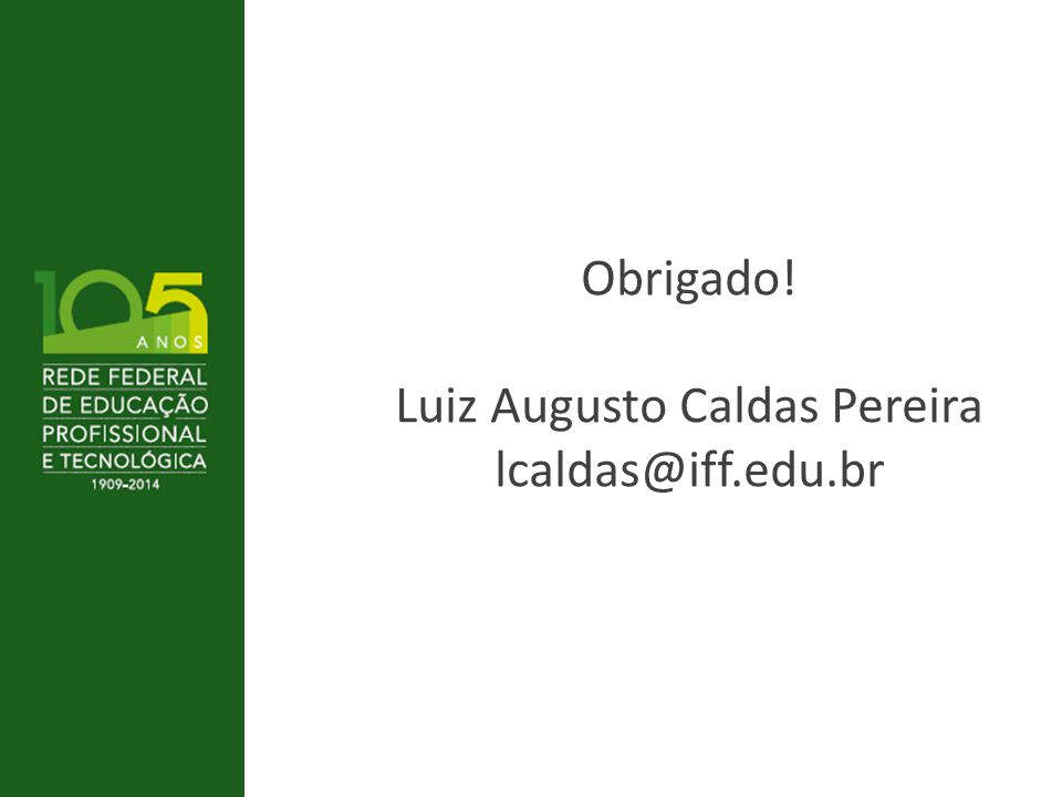Luiz Augusto Caldas Pereira
