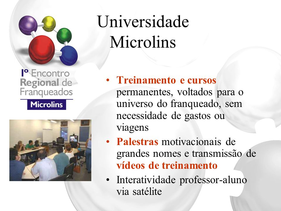 Universidade Microlins