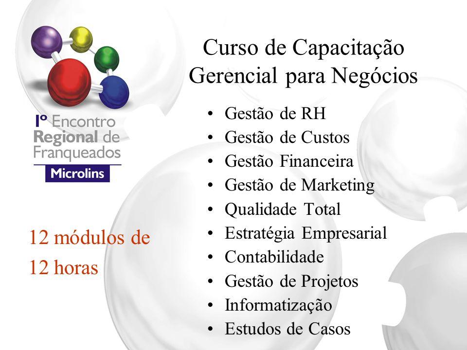 Curso de Capacitação Gerencial para Negócios