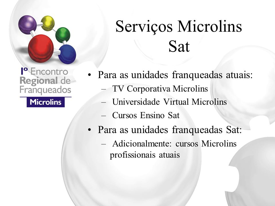 Serviços Microlins Sat