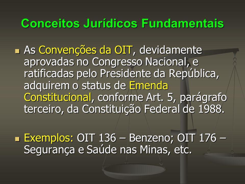 Conceitos Jurídicos Fundamentais