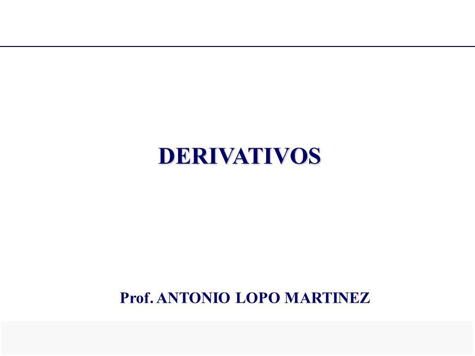 Prof. ANTONIO LOPO MARTINEZ