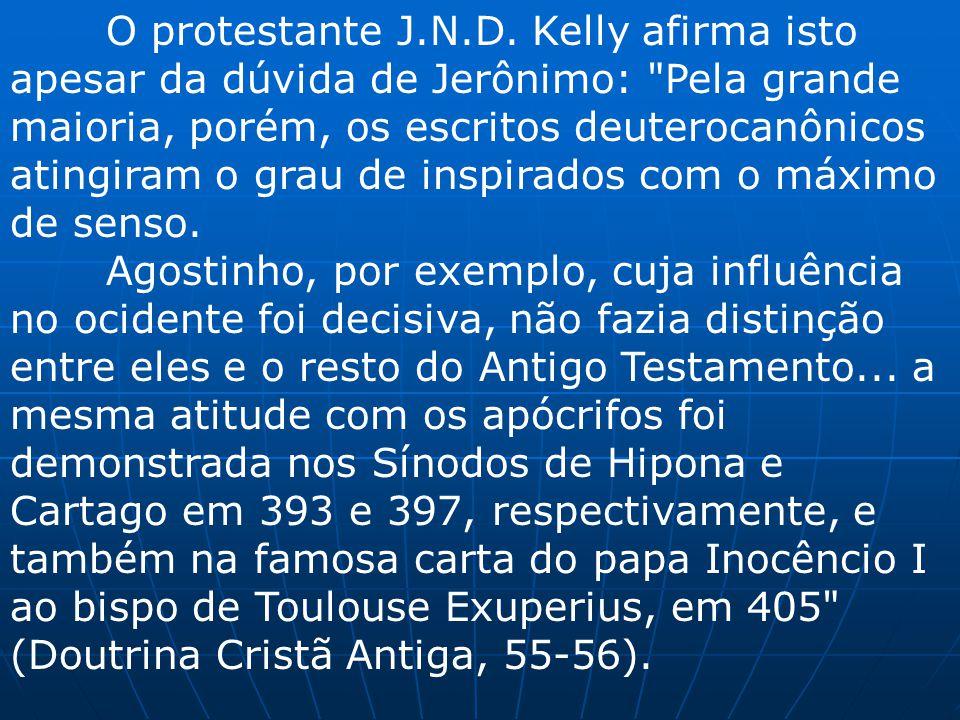 O protestante J.N.D.