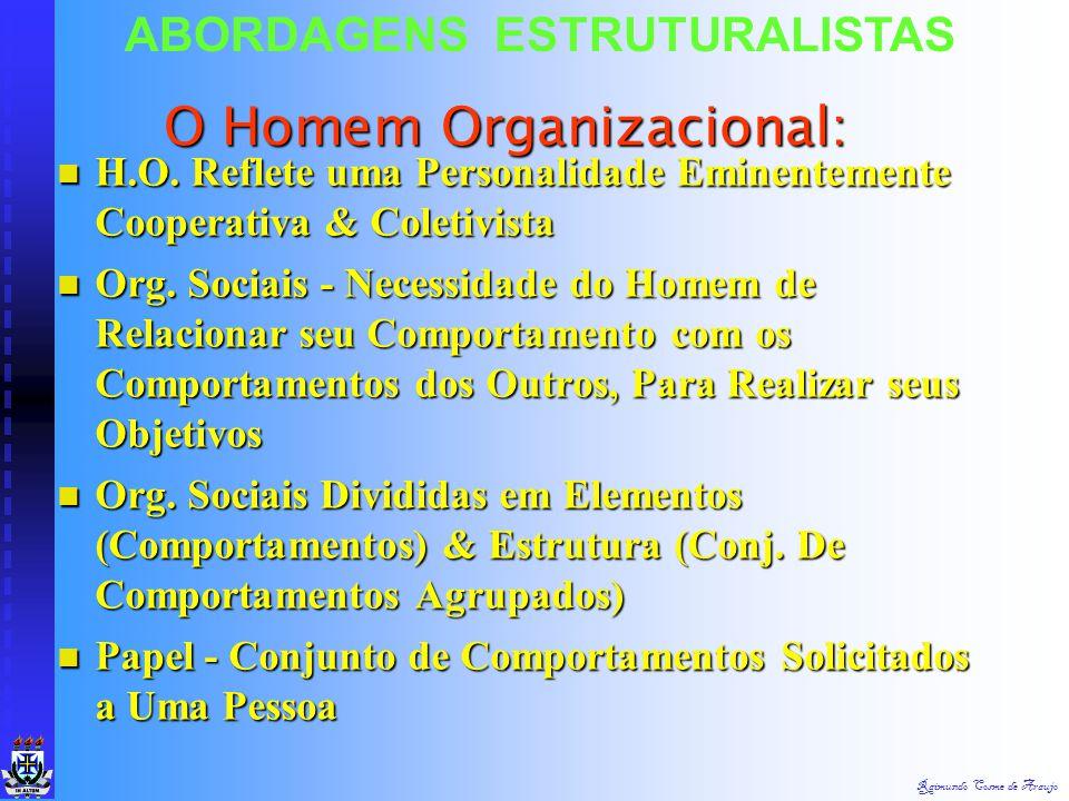 O Homem Organizacional: