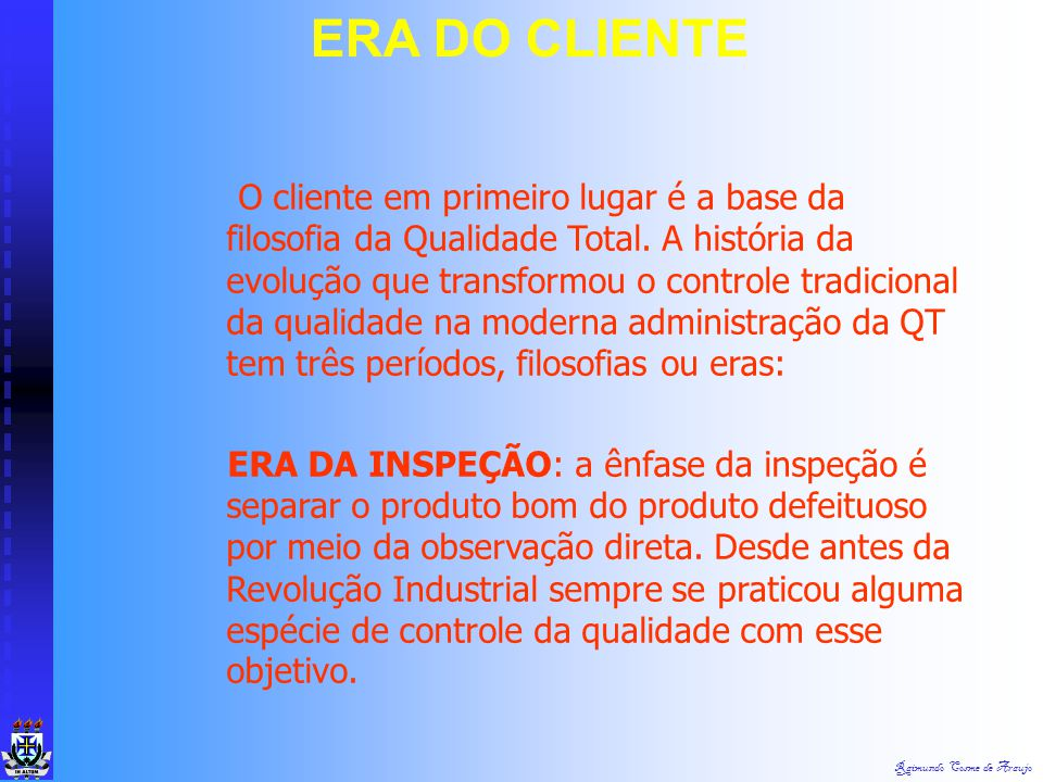 ERA DO CLIENTE