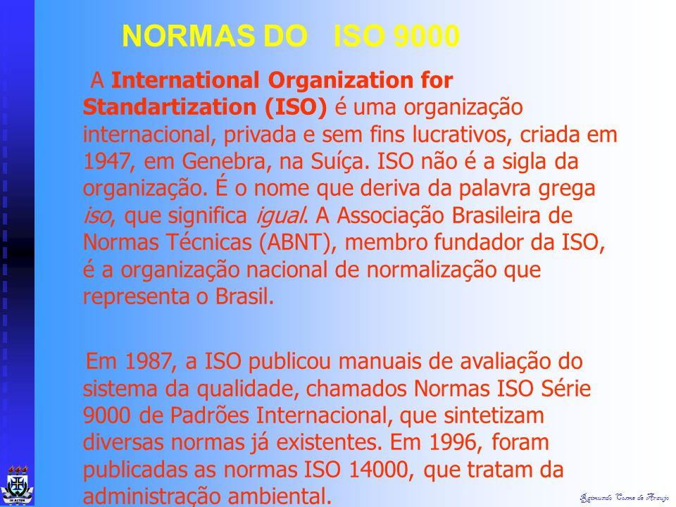 NORMAS DO ISO 9000