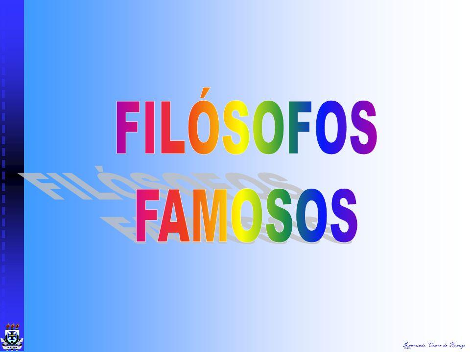 FILÓSOFOS FAMOSOS