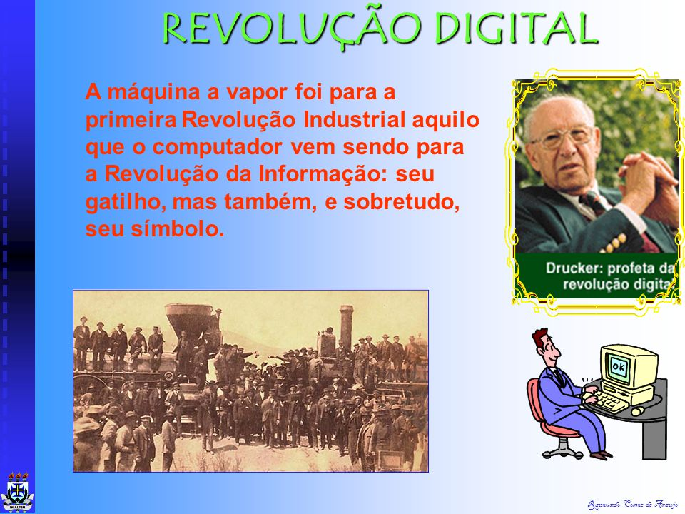 REVOLUÇÃO DIGITAL
