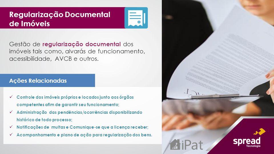 Regularização Documental de Imóveis