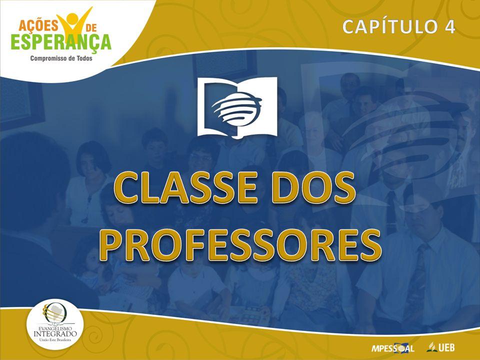 CLASSE DOS PROFESSORES