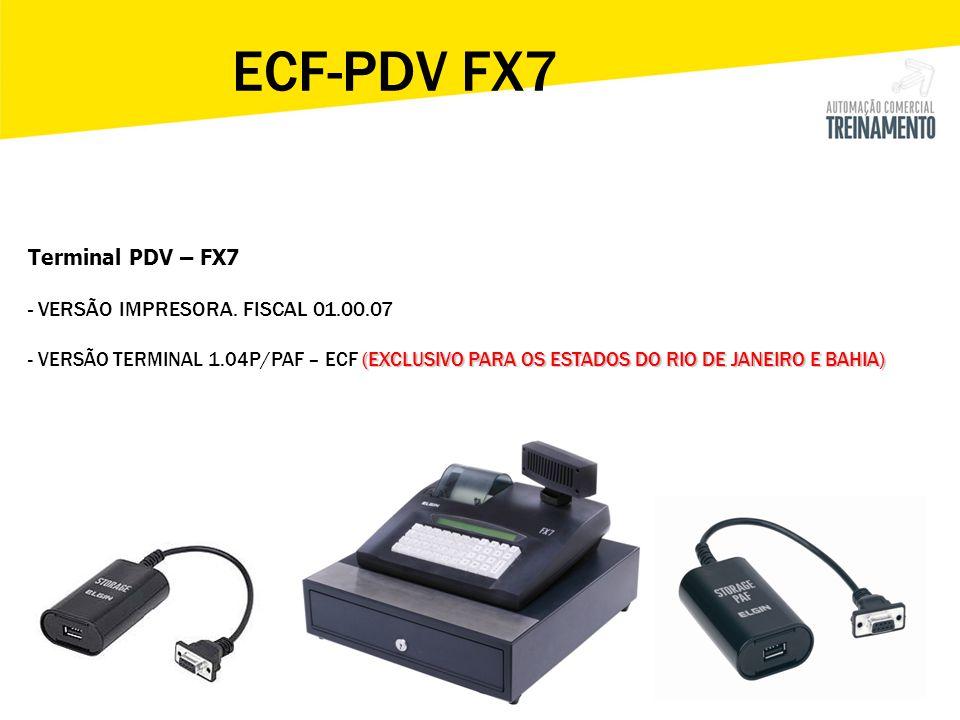 ECF-PDV FX7