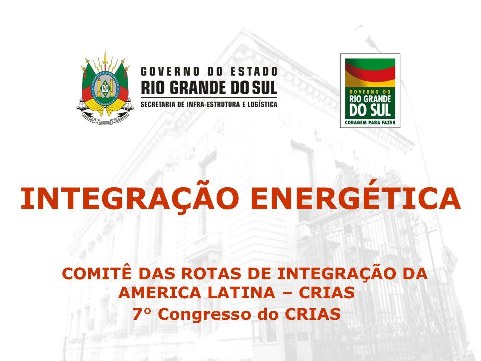 INTEGRAÇÃO ENERGÉTICA