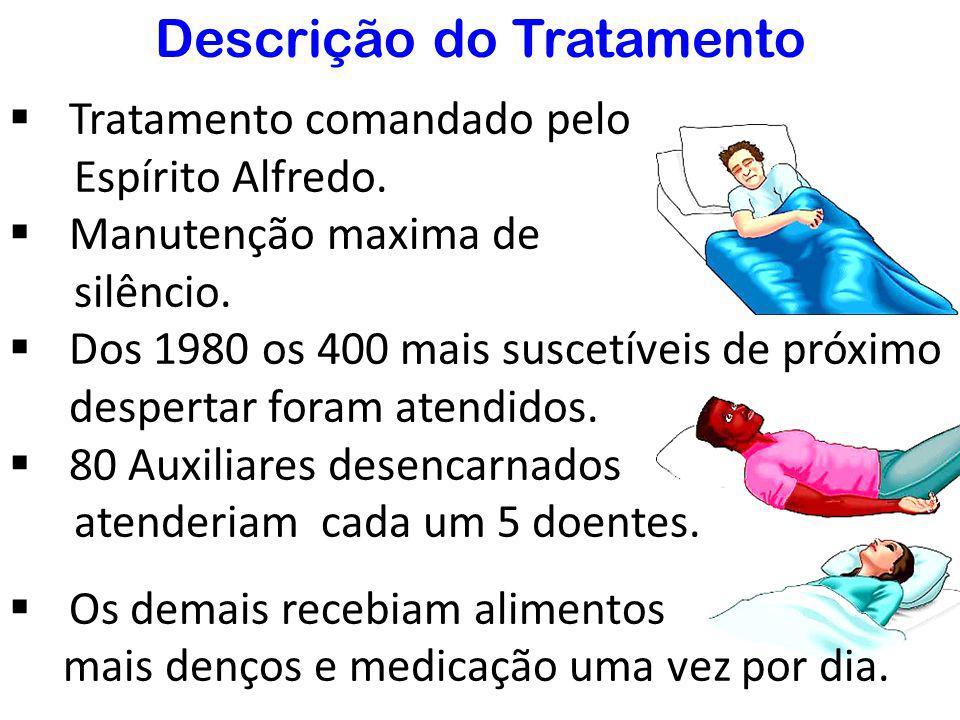 Descrição do Tratamento