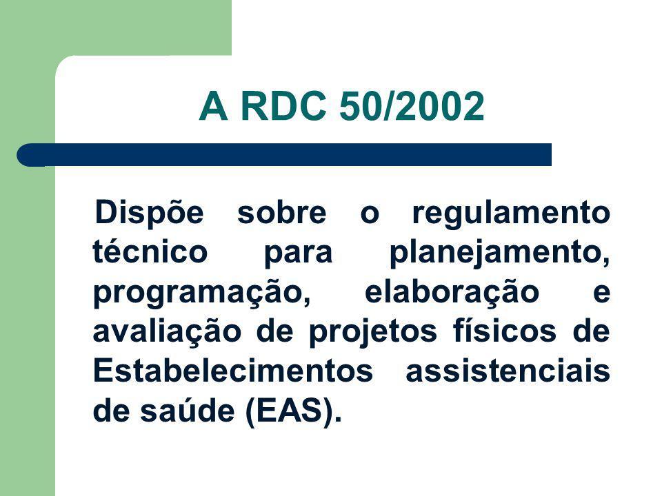 A RDC 50/2002