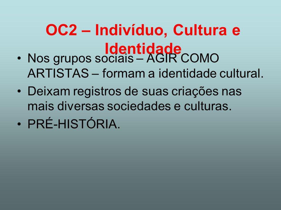 OC2 – Indivíduo, Cultura e Identidade