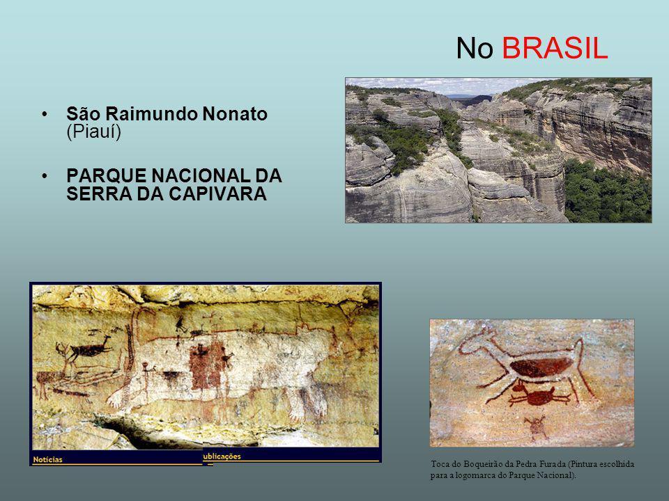 No BRASIL São Raimundo Nonato (Piauí)