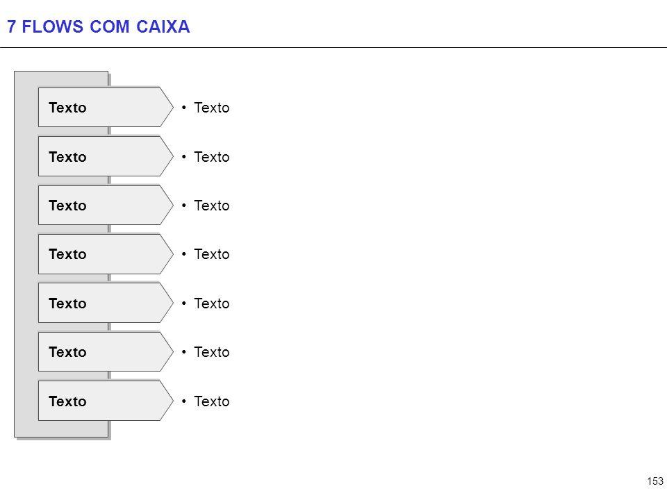 1 FLOW COM CAIXA DE TEXTO Texto Texto