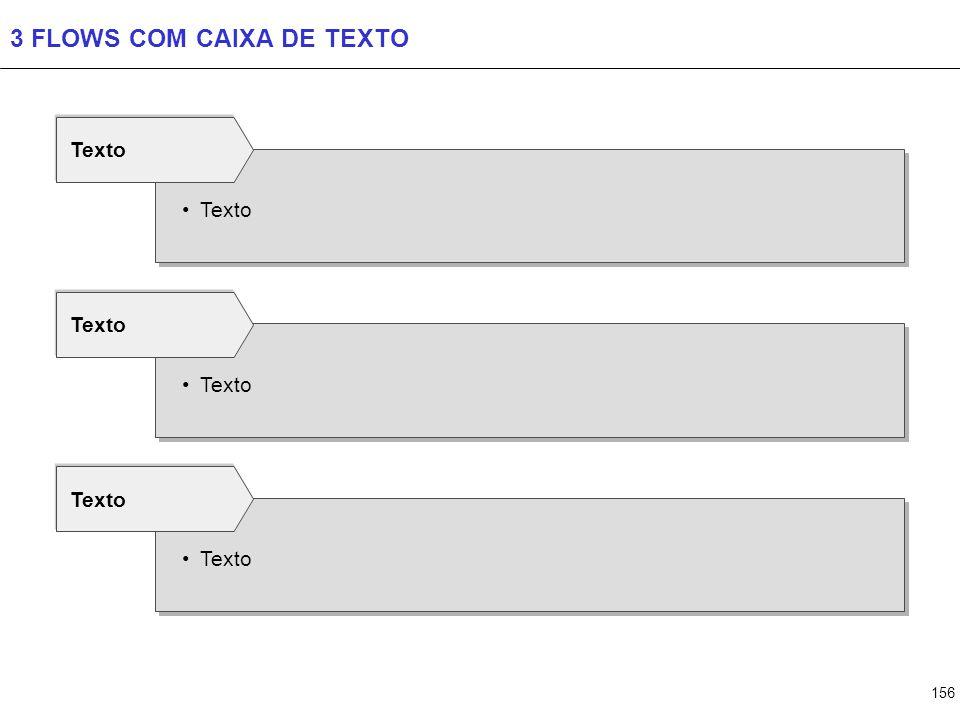 4 FLOWS COM CAIXA DE TEXTO