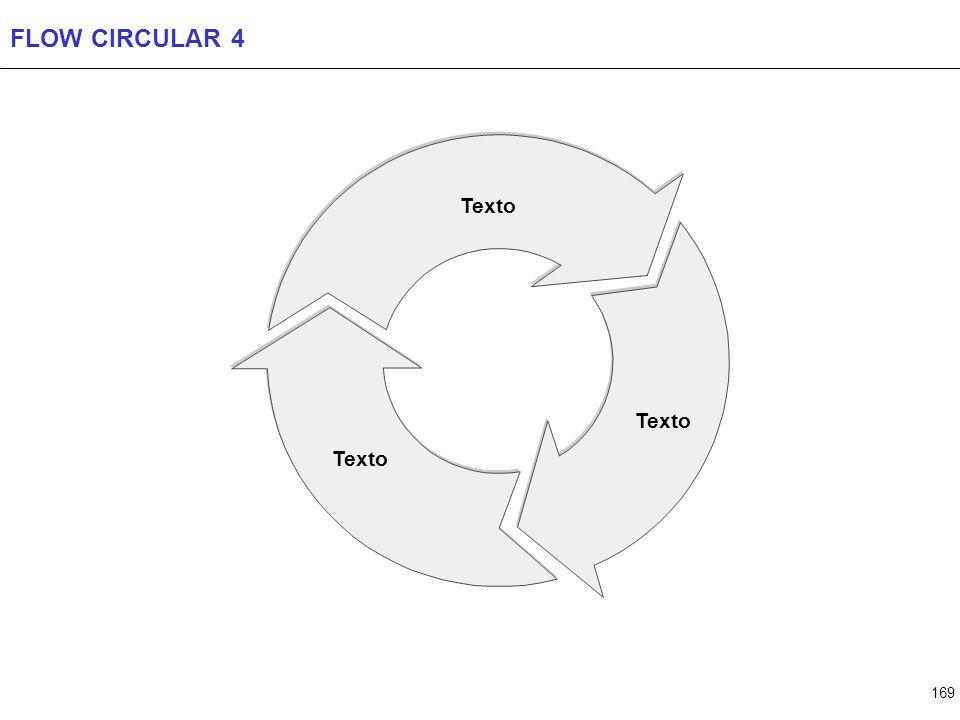FLOW CIRCULAR 5 Texto Texto Texto Texto