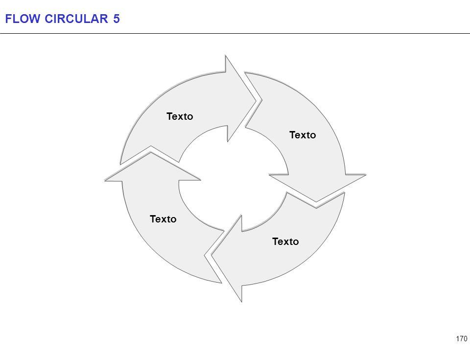 FLOW CIRCULAR 6 Texto Texto Texto Texto Texto