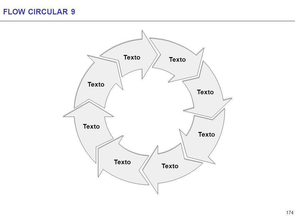 FLOW CIRCULAR 10 Texto Texto Texto Texto Texto Texto