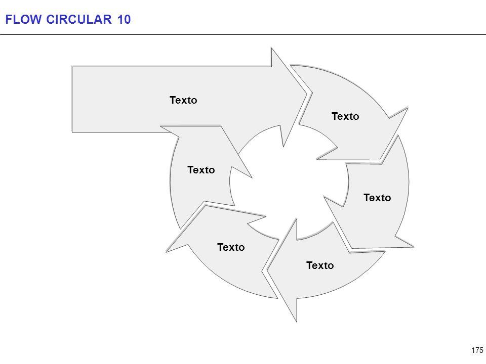 FLOW CIRCULAR 11 Texto Texto Texto Texto Texto
