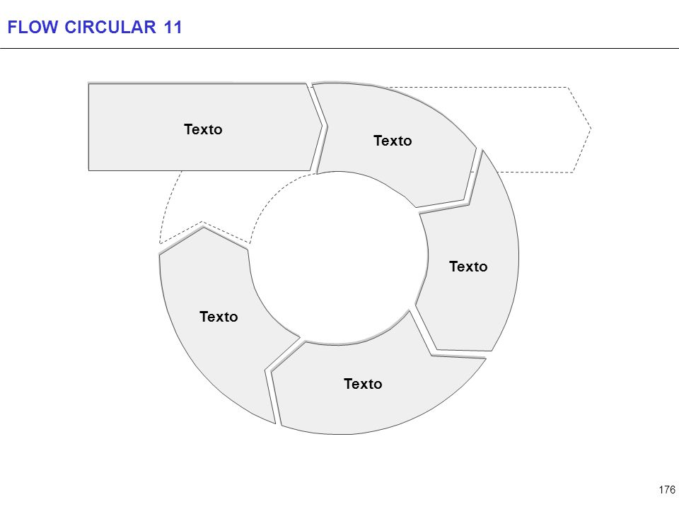 FLOW CIRCULAR 12 Texto Texto Texto Texto Texto