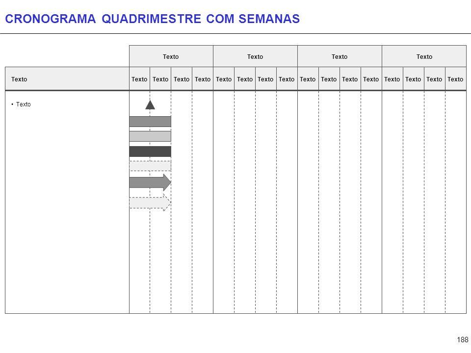 CRONOGRAMA 5 MESES COM SEMANAS