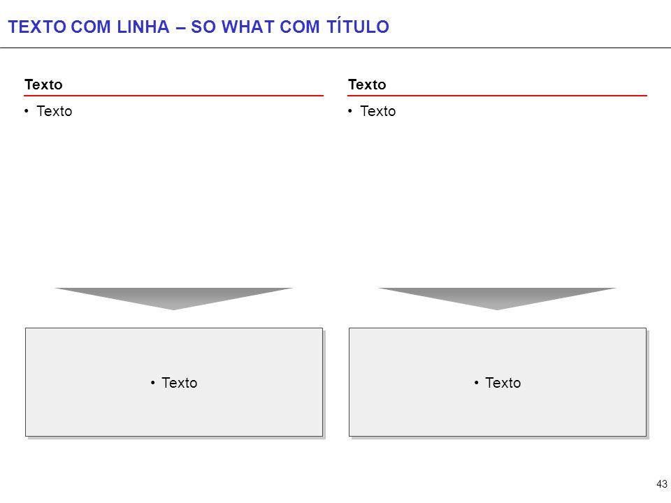 COLUNAS DE TEXTO